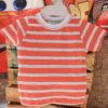 Stripes T-Shirt (Carrot)